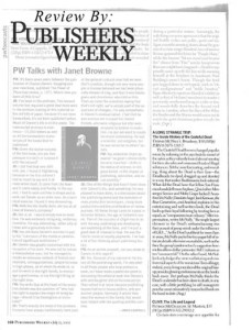 McNally, Dennis - Long Strange Trip - Publishers Weekly - 07.22.02