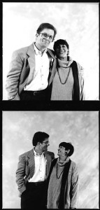 Dennis and Susana - I've no idea where.