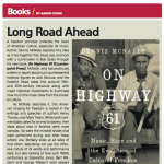 Downbeat Book Review of On Highway 61